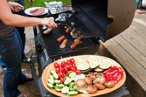 Outdoor Gluten-free Grilling