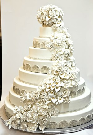 Free wedding cake photos