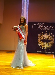 Mrs. Alaska Brandy Wendler Celiac Disease