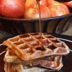 apple waffle recipe gluten free
