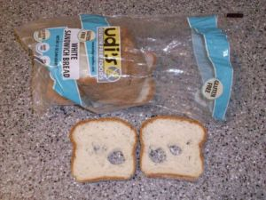 Udi's Gluten Free Bread