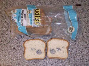 Udi's Gluten Free Bread