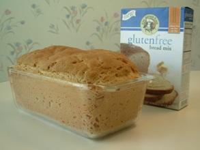 Gluten free King Arthur Bread