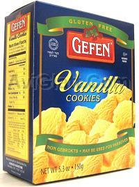 Gefen Gluten Free Vanilla Cookies