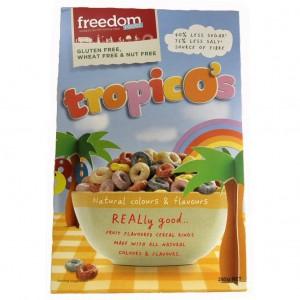 tropicos gluten free cereal