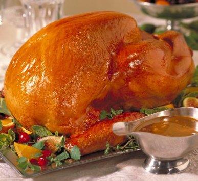 gluten free turkey