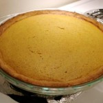 gf pumpkin pie