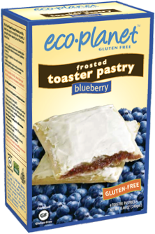 gluten free toaster pastry