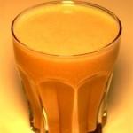 banana orange smoothie