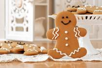 gluten free gingerbread man