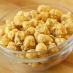 gluten free caramel corn