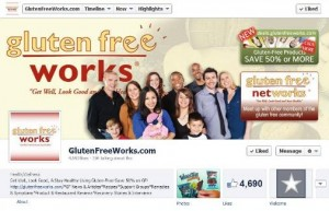 Facebook Gluten Free Works