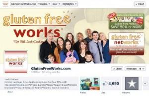 Facebook Gluten Free Works