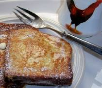 Gluten Free French Toast w/ Breakfast Bread