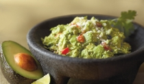 Chevys' Guac My Way guacamole is part of its new gluten-free menu. Instead of chips, the dish is served with corn tortillas.