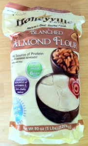honeyville almond flour
