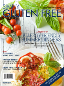 simply gluten free magazine