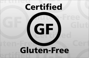 Certified Gluten Free