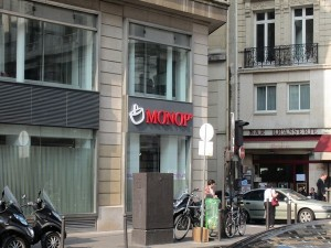 gluten free paris monop