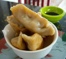 gluten free pot stickers recipe