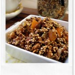 Quinoa &amp; Pumpkin Seed Granola
