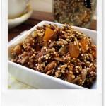 Quinoa & Pumpkin Seed Granola