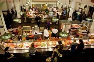 gluten free college cafeteria