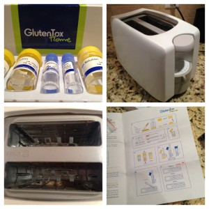GlutenFree tester Toaster