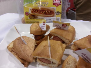 Schar GF Hot Dog Buns. Courtesy: Jennifer Harris