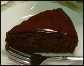 Gluten Free Dairy Free Scrumptious Chocolate Cake