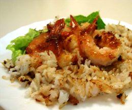 gluten free dairy free coconut shrimp