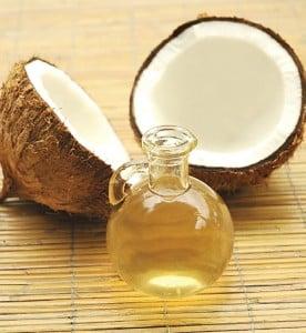 gluten free coconut oil