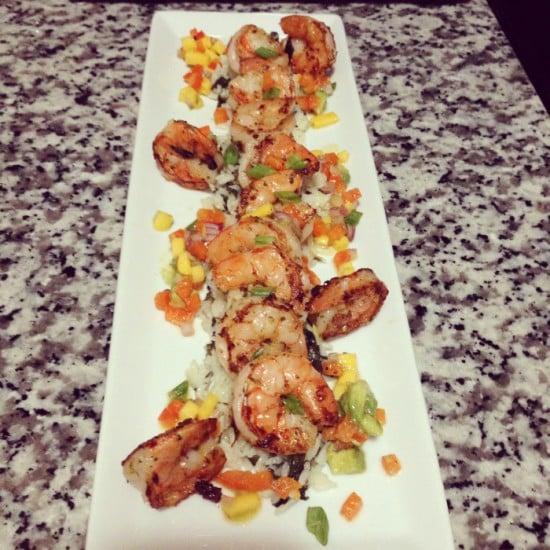 gluten free coconut shrimp recipe