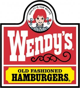 Wendy's corporate logo