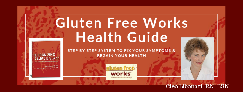 Gluten Free Works: HEALTH GUIDE