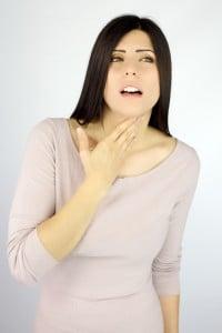 dysphagia difficulty swallowing gluten celiac disease symptom