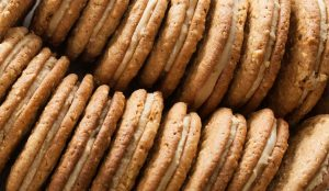 Recipe for Gluten Free Peanut Butter Sandwich Cookies