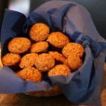 gluten free carrot muffin recipe
