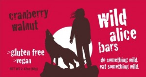 Wild Alice Gluten Free Bars