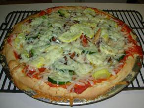 Gluten Free King Arthur Pizza