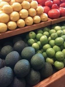 Gluten free produce