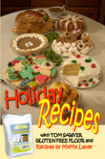 Tom Sawyer Gluten Free Holiday Cookbook