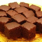 gluten free buckwheat brownie recipe