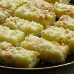 gluten free lemon squares