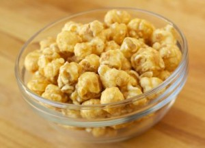 gluten free sugar free corn syrup free caramel corn