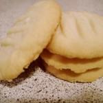 gluten free shortbread cookies
