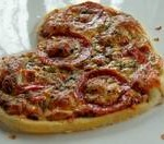 gluten free valentine pizza recipe