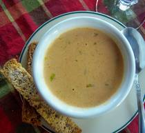 gluten free lobster bisque recipe