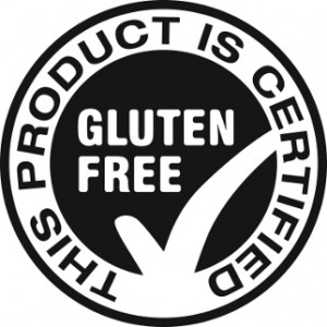 gluten free certification label