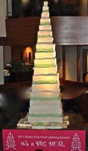 Largest Gluten Free Cake